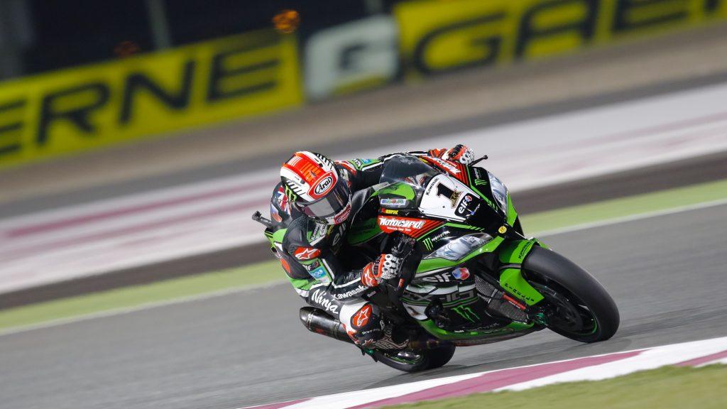 Superbike: il gesto di Rea in Qatar fa ancora discutere