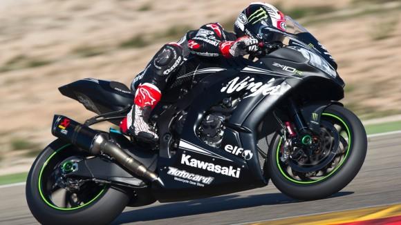 Superbike, Test Aragon Day-2: Kawasaki e Ducati ancora davanti