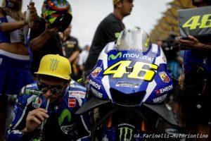 """MotoGP: Valentino Rossi, """"Proveremo a vincere il titolo nel 2017"""""""