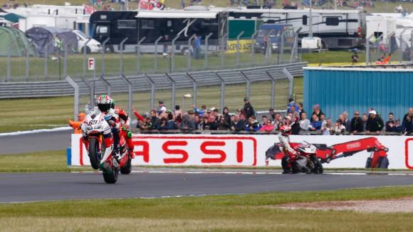 Superbike: Donington confermata anche la prossima stagione