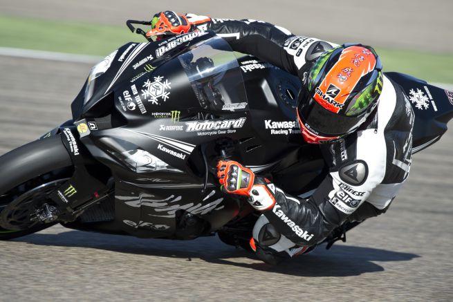 Test SBK Aragon: Marco Melandri debutta sulla Ducati