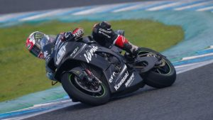 Superbike Test Jerez: nel Day 2 si vede in pista Kawasaki