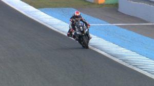 Superbike Test Jerez: Day 5 sotto la pioggia