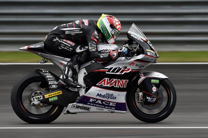 Moto2 Valencia, QP: Pole con record per Zarco, ma Morbidelli 3° lo marca strettissimo