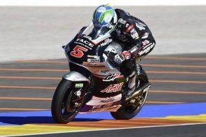 Moto2 Valencia: Ennesimo successo di Zarco, Morbidelli sul podio
