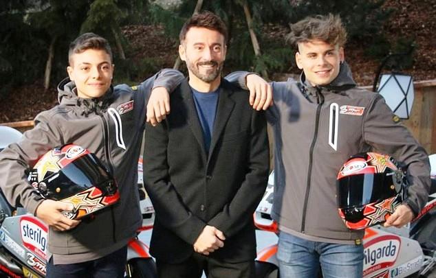 CIV: presentato il Max Racing Team, la nuova avventura di Max Biaggi
