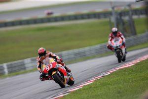 "MotoGP: Test Sepang Day 2, Marc Marquez: ""Giornata abbastanza impegnativa"""