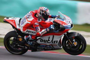 """MotoGP: Test Sepang Day 2, Andrea Dovizioso: """"Mi trovo bene con la moto"""""""