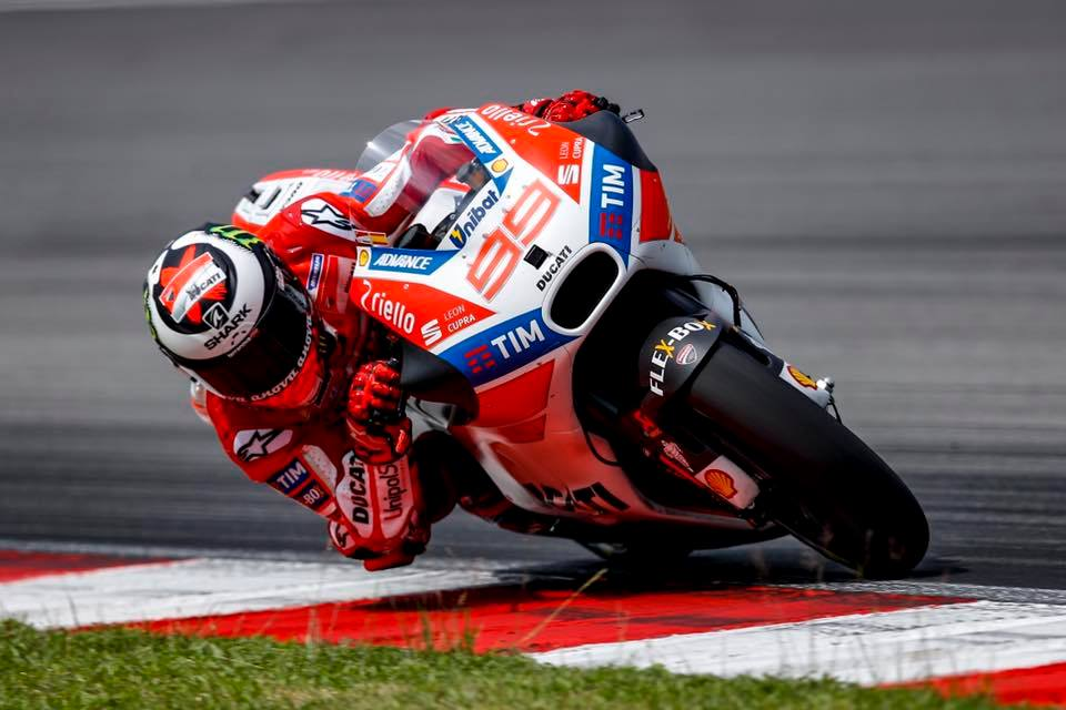 """MotoGP: Test Sepang Day 2, Jorge Lorenzo: """"Importante fare chilometri con la nuova moto"""""""