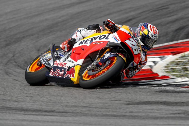 """MotoGP: Test Sepang Day 1, Dani Pedrosa: """"Giornata utile per riprendere confidenza"""""""