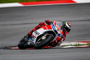 "MotoGP: Test Sepang Day 1, Jorge Lorenzo: ""La moto ha un potenziale davvero alto"""