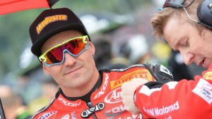 Superbike: Josh Brookes sarà in pista a Phillip Island