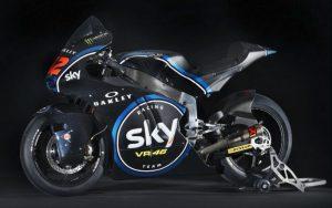 Moto2: lo Sky Racing Team VR46 in sella alla Kalex nel 2017