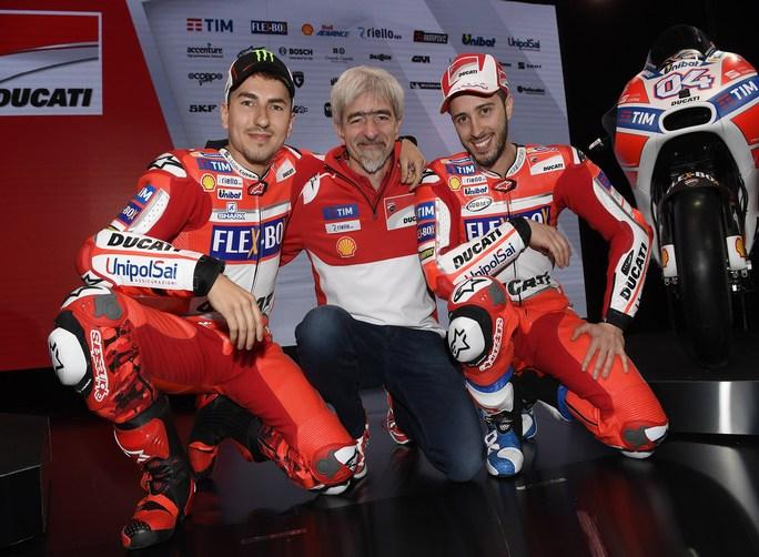 "MotoGP: Gigi Dall'Igna, ""In Qatar la 'vera' Demosedici GP 2017"""