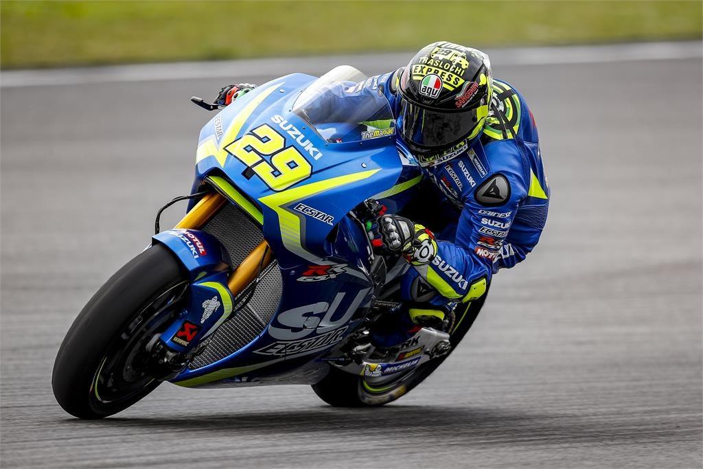 """MotoGP: Test Sepang Day 2, Andrea Iannone: """"E' stata una giornata molto positiva"""""""
