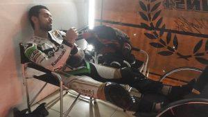 Kenan Sofuoglu salta i test di Jerez
