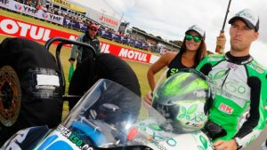 Supersport: Anthony West wild card a Phillip Island
