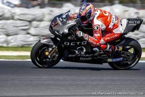 """MotoGP: Test Phillip Island Day 2, Danilo Petrucci: """"Non abbiamo sfruttato la gomma nel giro veloce"""""""