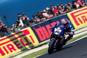 Superbike, Round Phillip Island, Gara2: Alex Lowes si conferma tra i primi