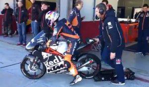 A Valencia i primi test Moto2 e Moto3 della stagione