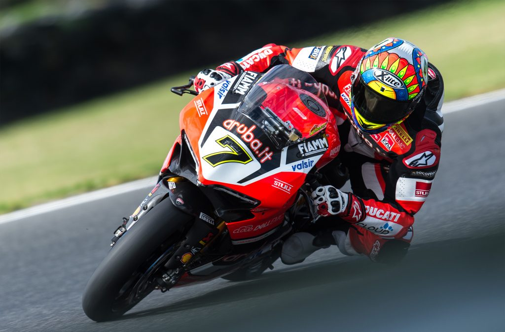 Superbike, test Phillip Island, Day 2: secondo e terzo crono per Ducati