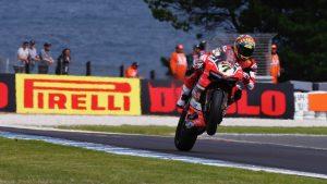 Superbike, Round Phillip Island, FP2: Davies si conferma il più veloce