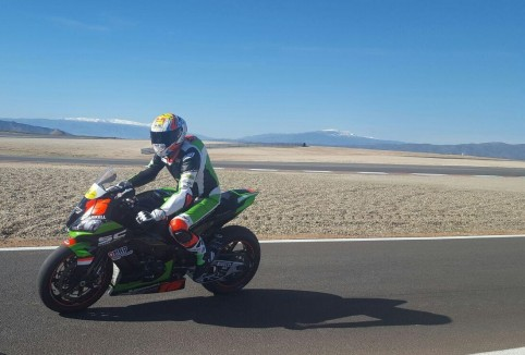 Winter Test, Superbike: Pedercini Racing in pista ad Almeria