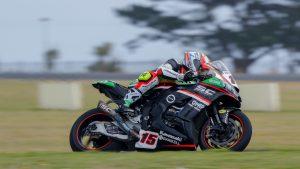 Superbike, Test Phillip Island, Day 2: buon lavoro per il team Pedercini