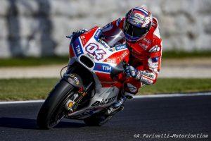 """MotoGP: Test Phillip Island Day 2, Andrea Dovizioso """"Oggi è stata una giornata piuttosto positiva"""""""