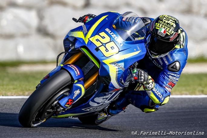 """MotoGP Test Phillip Island Day 2: Iannone, """"Oggi è stato difficile, non ho il controllo al 100%"""""""