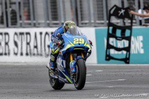 """MotoGP Test Phillip Island Day 3: Andrea Iannone, """"Abbiamo fatto un buon lavoro"""""""