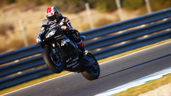 Winter Test Jerez, Day1: Impressionante Jonathan Rea