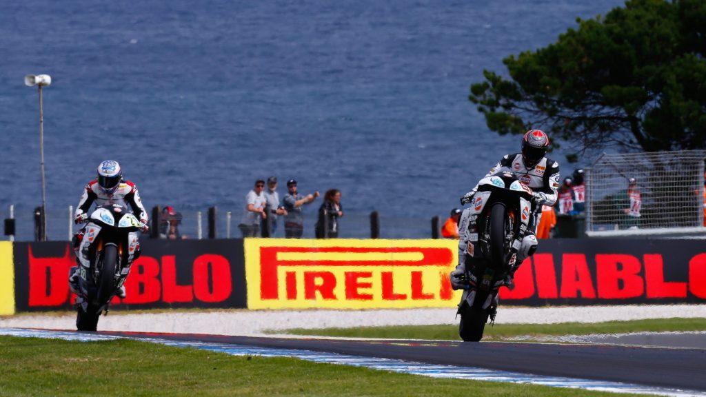 Superbike, Round Phillip Island, Gara 1: settimo posto per Jordi Torres