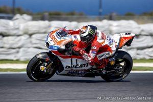 """MotoGP Test Phillip Island Day2: Lorenzo, """"Sono ottimista, ma i primi sono lontani"""""""