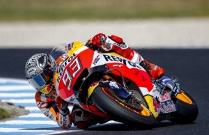 """MotoGP Test Phillip Island: Marc Marquez, """" Sono veloce, ma c'è ancora lavoro da fare"""""""