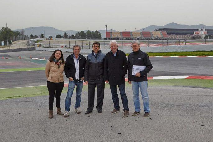 MotoGP: Whiting e Uncini approvano le modifiche al tracciato di Barcellona