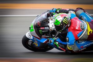 Moto2: Test Valencia, la parola a Morbidelli, Marini e Baldassarri