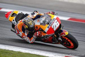 """MotoGP: Test Sepang Day 3, Dani Pedrosa: """"Più veloci rispetto alla prima giornata"""""""