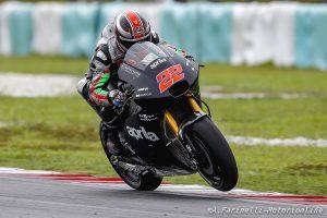 "MotoGP: Test Sepang Day 3, Aleix Espargarò: ""Passi in avanti rispetto al test di Valencia"""