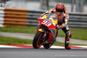 """MotoGP: Test Sepang Day 3, Marc Marquez: """"Tre giorni positiva, ma possiamo ancora migliorare"""""""