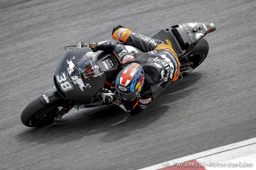 "MotoGP | KTM, Smith: ""Importante non bruciare le tappe dopo Sepang"""