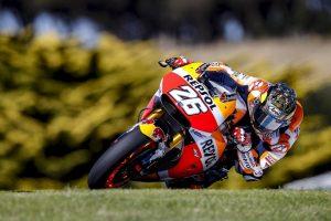 """MotoGP Test Phillip Island: Dani Pedrosa, """"Lavoro per trovare un buon feeling"""""""