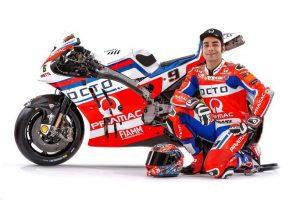 MotoGP: Octo Pramac Racing presentato al Castel dell'Ovo, Napoli