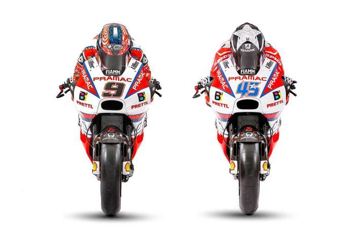 """MotoGP Octo Pramac Racing: Petrucci, """"Sarà un anno importante"""""""