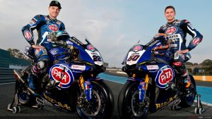 Superbike: Presentazione Team Pata Yamaha
