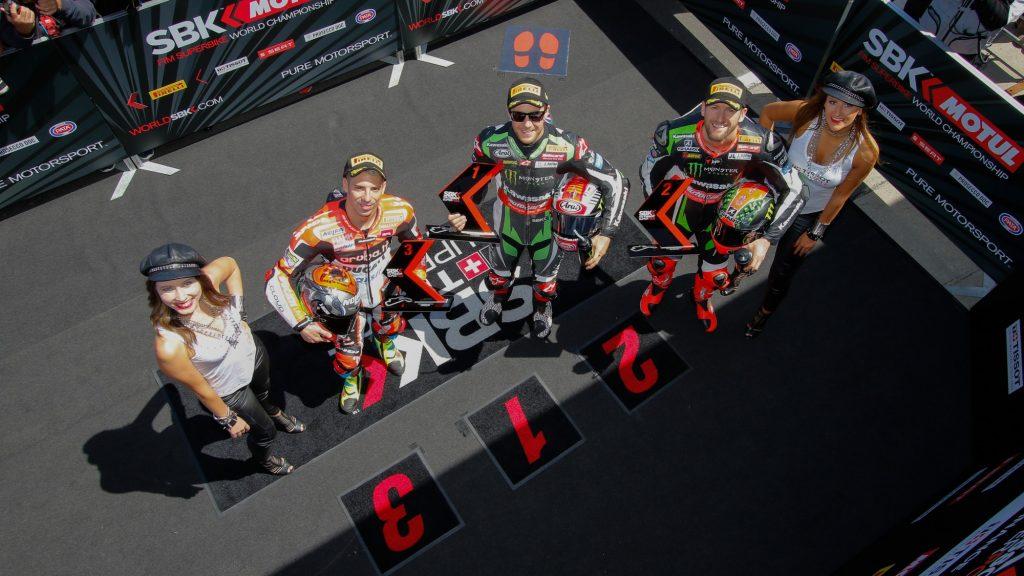 Superbike, Round Phillip Island, Tissot-Superpole: a Rea la prima pole della stagione