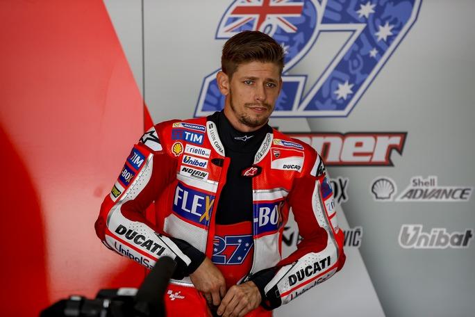 """MotoGP: Casey Stoner, """"La Ducati può vincere il mondiale"""""""
