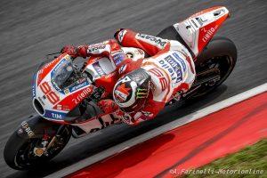 """MotoGP: Davide Tardozzi, Ducati """"Buoni miglioramenti"""""""
