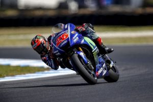 """MotoGP Test Phillip Island: Maverick Vinales, """"Mi ritengo soddisfatto, ottimo il set up"""""""