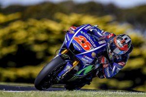 MotoGP Test Phillip Island: Un Vinales strepitoso precede Marquez, Rossi 8°, Lorenzo in difficoltà